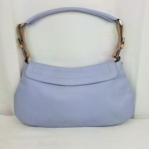 Claudia Firenze Leather Italy Shoulder Bag